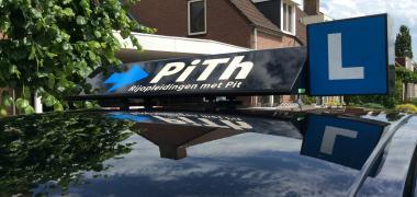 PiTh is een kleine rijschool met gevoel voor service en klantvriendelijkheid